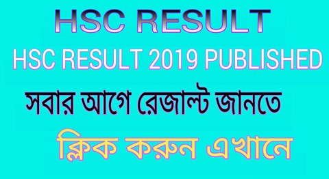 HSC Result 2019 Full Mark sheet (Alim Result 2019) Published Date