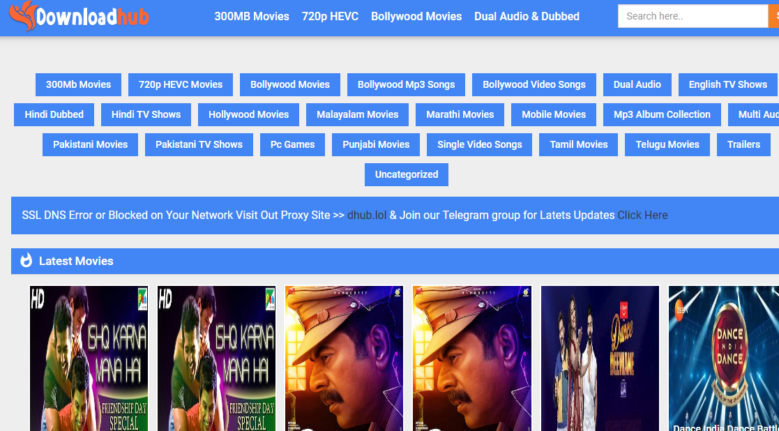 Downloadhub 2019 | Latest Bollywod, Hollywood, Hindi Movies Download