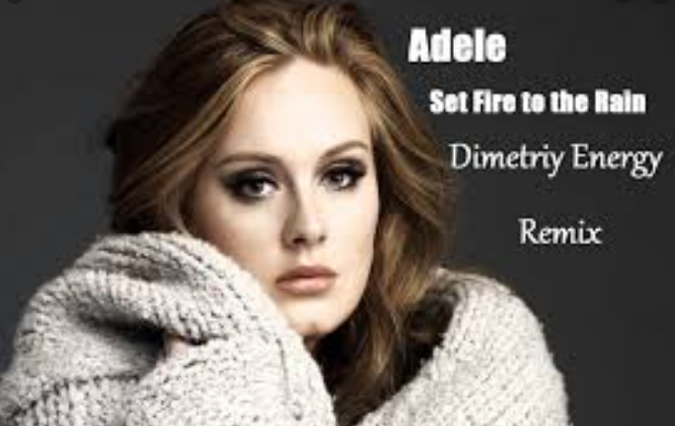 free download adele set fire to the rain mp3