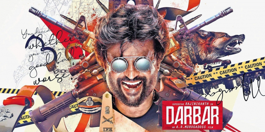 Darbar Full Movie Download in Hindi 480p, 720p HD Movie