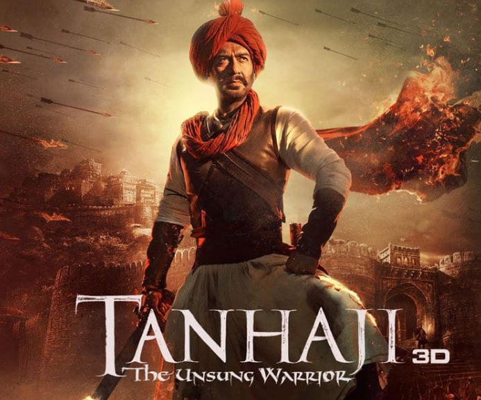 Tanhaji Full Movie Download 480p, 720p, 1080p
