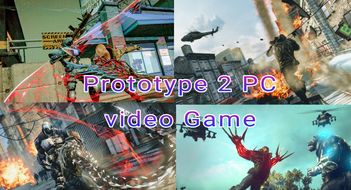 Prototype 2 PC Video Games Review