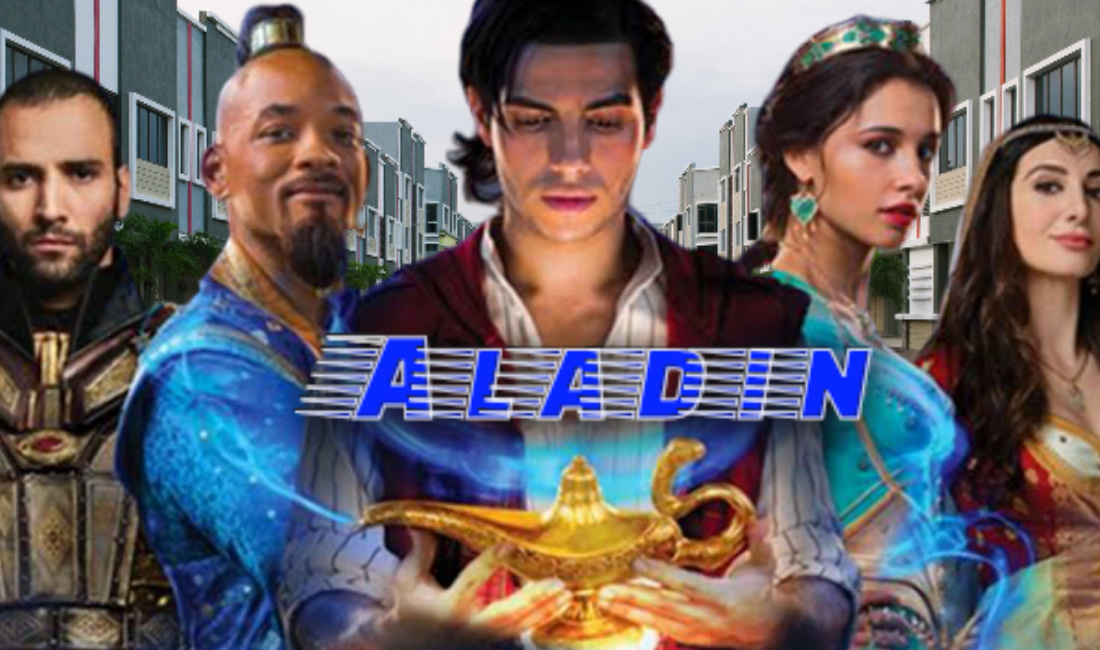 Aladdin movie download