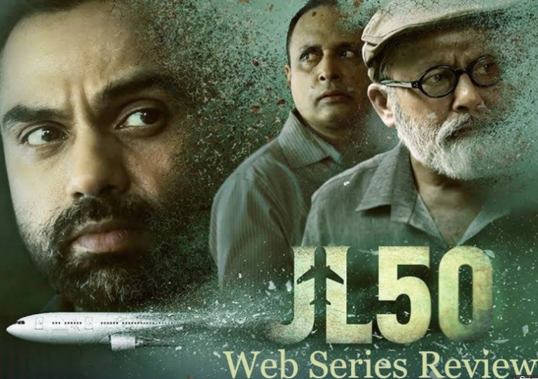 JL 50 web series download, review, cast